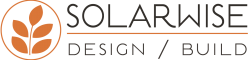 Solarwise Design/Build Logo
